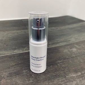 NEW Cindy Crawford Meaningful Beauty Glowing Serum
